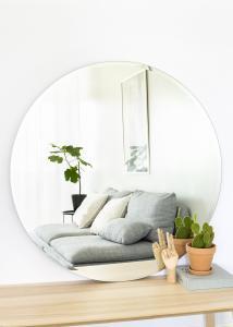 KAILA KAILA Runder Spiegel Deluxe 110 cm Ø