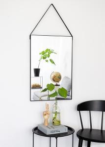Artlink Spegel Naima Svart 51x76 cm