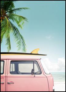 Lagervaror egen produktion Leisure Trip - Pink