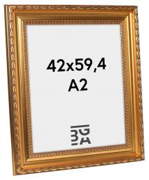 Ramverkstad Birka Premium Gold 42x59,4 cm (A2)