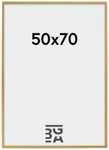 Galleri 1 Edsbyn Gold 50x70 cm