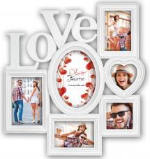 ZEP Badalona Collage-Rahmen - 5 Bilder