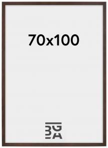 Estancia Stilren Plexiglas Valnöt 70x100 cm