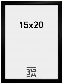 Walther Rahmen New Lifestyle Schwarz 15x20 cm