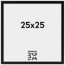 BGA Nordic Edsbyn Schwarz 25x25 cm