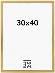 Galleri 1 Special Frame Gold 30x40 cm