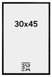 Walther New Lifestyle Plexiglas Svart 30x45 cm