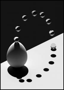 Bildverkstad Arch Drops Egg