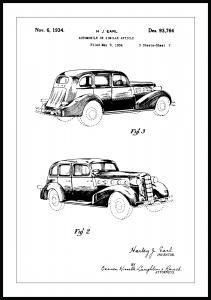 Bildverkstad Patentzeichnung - La Salle II