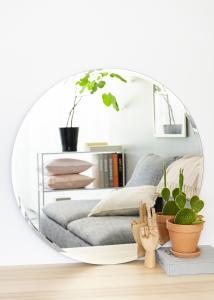 KAILA KAILA Runder Spiegel Deluxe 80 cm Ø
