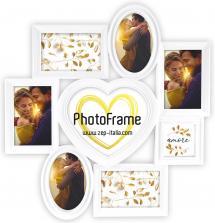 ZEP Roses Collage-Rahmen - 8 Bilder