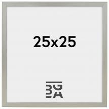 Edsbyn Silber 25x25 cm
