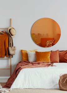 Incado Spiegel Slim Orange 90 cm Ø
