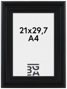 Galleri 1 Mora Premium Schwarz 21x29,7 cm (A4)