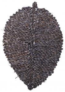 Bloomingville Tischset Isla - Grau 34x50 cm