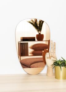 KAILA KAILA Spiegel Shape II Rose Gold 25x40 cm