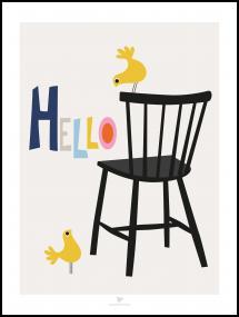 Bildverkstad Chair - Beige