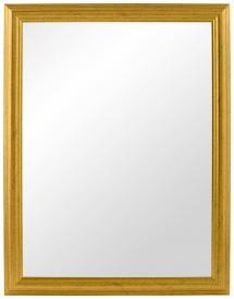 Spegelverkstad Spiegel Västkusten Gold - Maßgefertigt