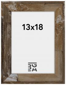 Estancia Superb Träbrun 13x18 cm