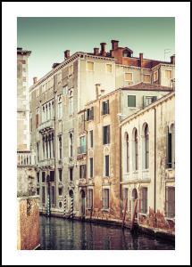 Bildverkstad Canal in Venice