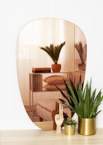 KAILA KAILA Spiegel Shape II Rose Gold 64x100 cm