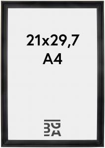 Focus Verona Schwarz 21x29,7 cm (A4)