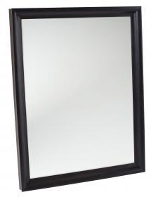 Spegelverkstad Spiegel Arjeplog Schwarzbraun - Maßgefertigt