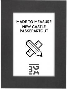 Egen tillverkning - Passepartouter Passepartout New Castle - Maßanfertigung