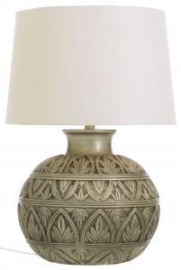 Aneta Belysning Tischlampe Romeo Groß - Silber