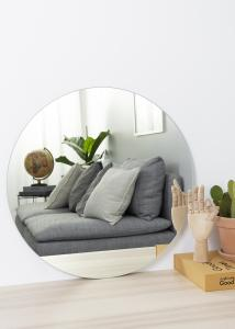 KAILA KAILA - Runder Spiegel 60 cm Ø