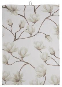 Fondaco Geschirrtuch Magnolia - Sand