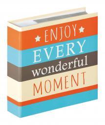 Walther Moments Enjoy - 200 Bilder 13x18 cm