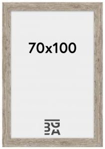 Walther New Stockholm Grau 70x100 cm