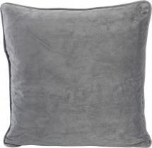 Fondaco Velvet Kissenbezug Grau 45x45 cm