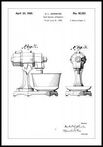Bildverkstad Patentritning - Mixer II