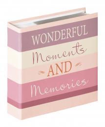 Walther Moments Wonderful - 200 Bilder 10x15 cm
