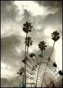 Bildverkstad Cloudy Sky Poster