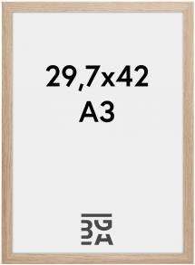 Estancia Rahmen Stilren Eiche 29,7x42 cm (A3)