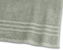 Borganäs of Sweden Handtuch Basic Frottee - Grün 50x70 cm