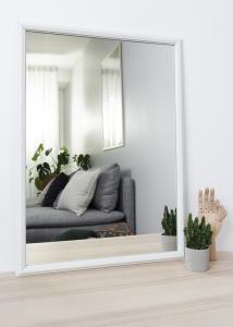 Artlink Spiegel Nost Weiß 50x70 cm