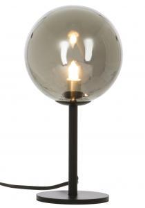 Aneta Belysning Tischlampe Molekyl 1 - Schwarz/Rauch