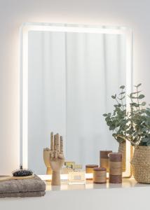 KAILA KAILA Speil Soft Edges II LED 60x80 cm