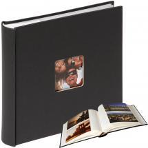 Fun Album Memo Schwarz - 200 Bilder 10x15 cm