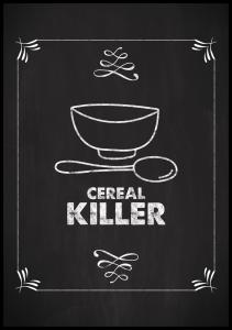 Lagervaror egen produktion Cereal Killer