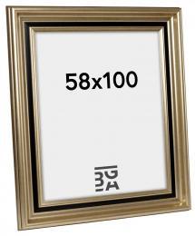 Ramverkstad Gysinge Premium Silber 58x100 cm