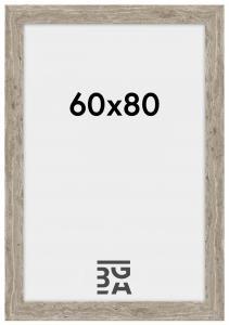 Walther New Stockholm Grau 60x80 cm