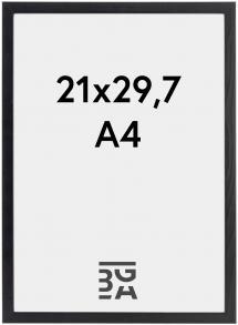 Estancia Rahmen Galant Schwarz 21x29,7 cm (A4)