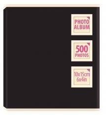 Innova Editions Collection Album Schwarz - 500 Bilder 10x15 cm