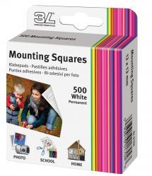 Focus 3L Mounting Squares 500 Stk.