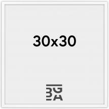 Edsbyn Vit 30x30 cm
